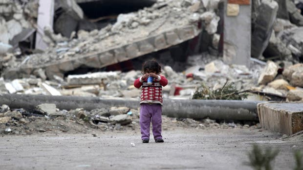 Según el director del British Council, uno de cada dos sirios está muerto o desplazado