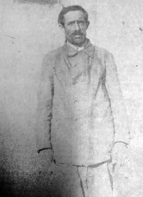 Jacobo Presderks, uno de los acusados