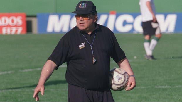 Murió Luis Garisto, ex técnico de Unión