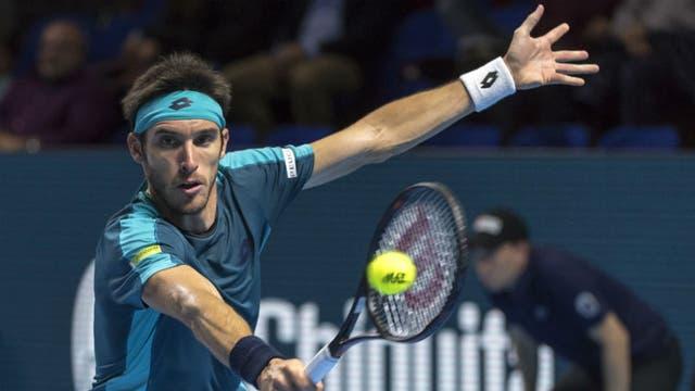 ATP de Basilea: Mayer ganó y este miércoles debuta Del Potro