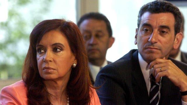 El centro político de Cristina Kirchner a Randazzo