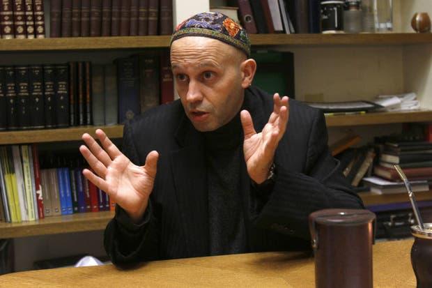 Bergman manifestó que no es competencia primaria de la Nación el atacar un incendio
