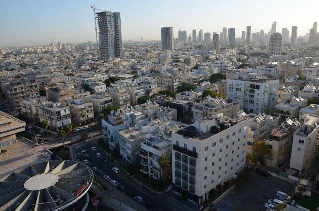 Tel Aviv, la segunda población de Israel, capital financiera y centro turístico