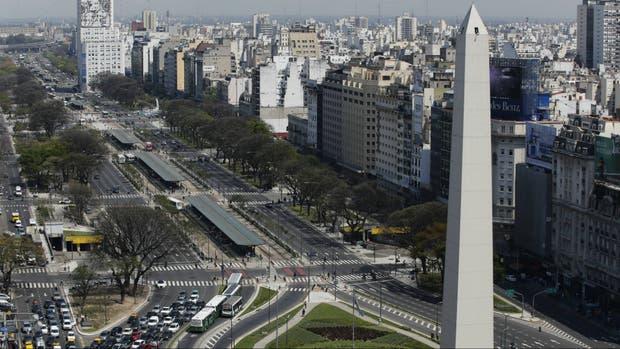 Los planes del gobierno porteño para 2018 apuntan a lograr una ciudad más transitable