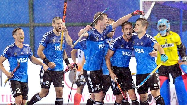 Los Leones, a la semifinal — Liga Mundial