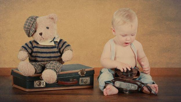 """Muchos padres intentan """"leer"""" la personalidad de sus hijos desde su más tierna infancia a partir de los detalles más pequeños"""
