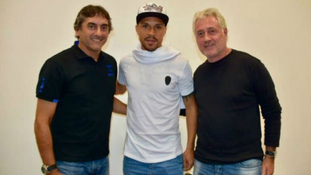 Francescoli confirmó la llegada de Enzo Pérez a River