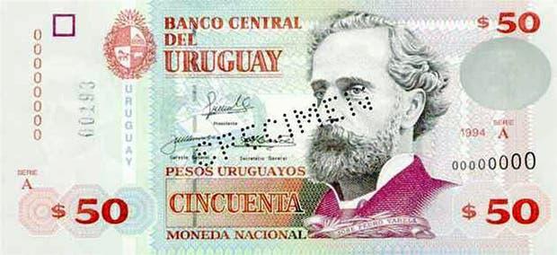 """Uruguay ya tiene billetes de """"plástico"""""""