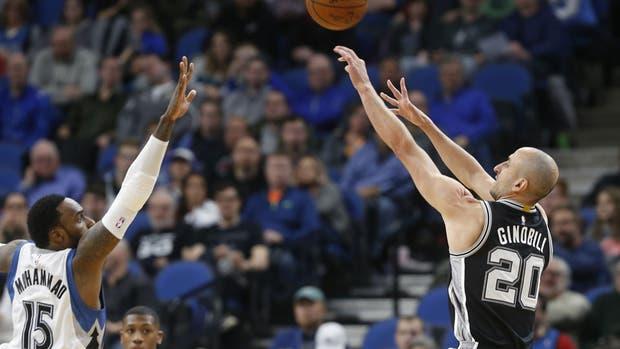 San Antonio derrotó 97-90 a Memphis como local — NBA