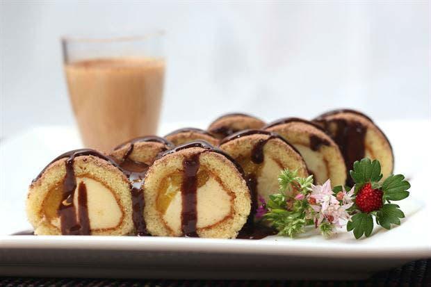 Kokoro Sushi: receta con wasabi