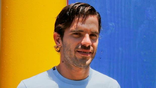 Gallardo espera que se inicie el Superclásico