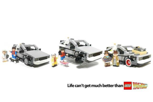 El deseo de los seguidores de la trilogía se vuelve realidad: Lego confirmó las figuras oficiales de Volver al Futuro