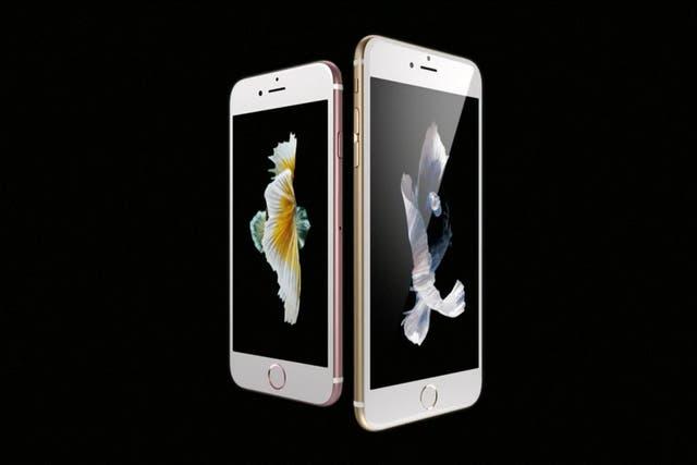 iPhone 6S y iPhone 6S Plus, de 4,7 y 5,5 pulgadas