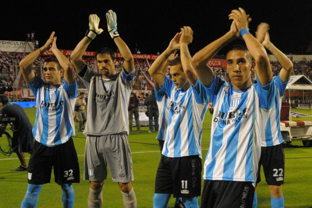 La Academia mejoró la campaña de Rivarola, en el Clausura 2005