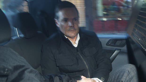Fernando Farré luego de conocer la sentencia