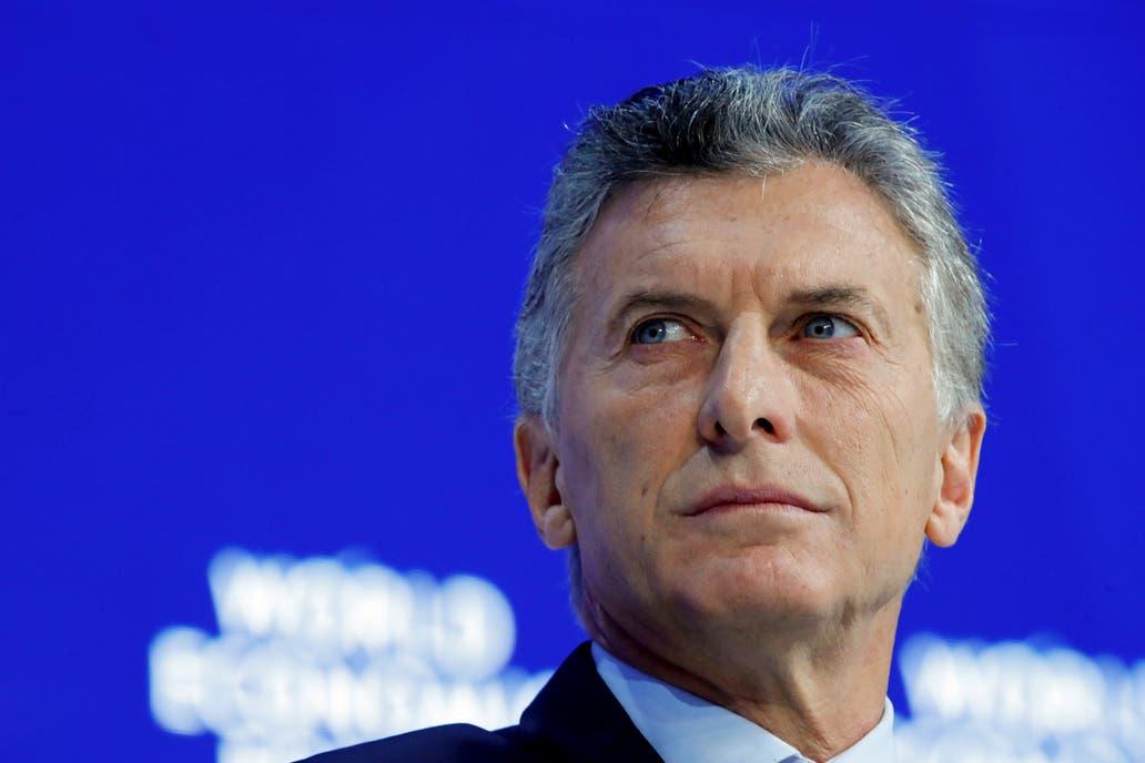 Mauricio Macri anunció un fuerte ajuste en el Estado