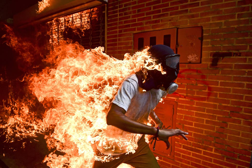 Las imágenes nominadas al World Press Photo