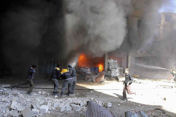 ONU adoptó propuesta patrocinada por Perú para alto al fuego en Siria