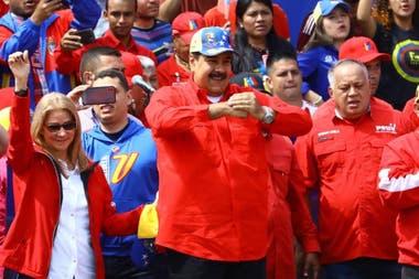 Los ejercicios coinciden con las celebraciones por el Bicentenario del Congreso de Angostura