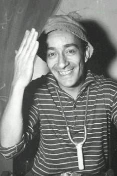 Uno de sus personajes más recordados fue el capitán Piluso. Foto: Archivo La Nación