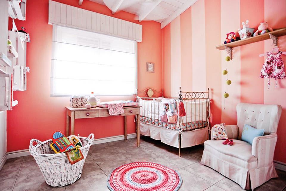 Solución 261: Armá el cuarto de tu bebé en pocos metros