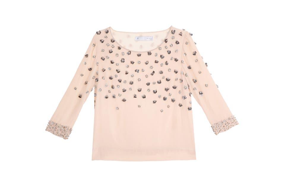 Sweater (Uma, $1320).