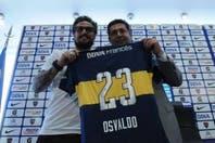 Daniel Osvaldo y Boca, una historia de diez meses con más polémicas que goles
