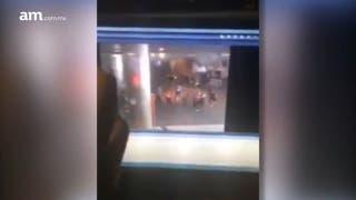 Ataque terroristas en el aeropuerto de Estambul