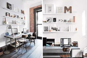 Un espacio de trabajo moderno y distinguido