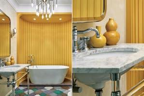 Ideas para combinar colores y texturas en tu casa
