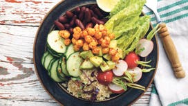 10 lugares para probar buenas ensaladas