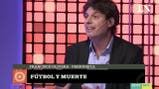 Francisco Olivera cuenta detalles de la salida de Marcelo Tinelli de la AFA