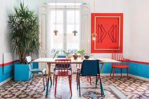 Decorar con color: un especial de LIVING con muchas ideas inspiradoras