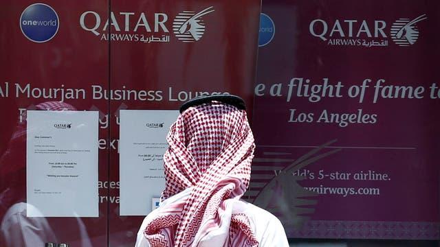 Qatar Airways suspendió vuelos a cuatro países tras la crisis por el terrorismo
