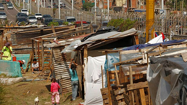 Casi la mitad de los chicos argentinos son pobres — Informe UNICEF