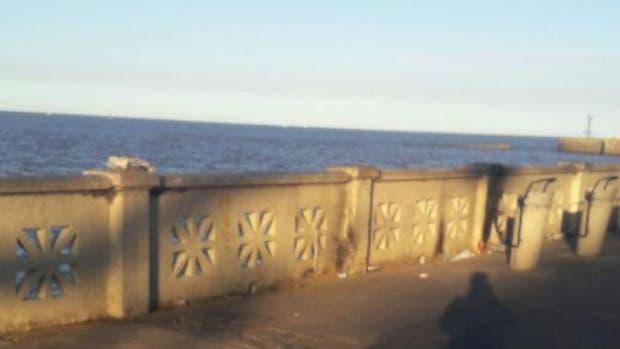 La costanera de la capital