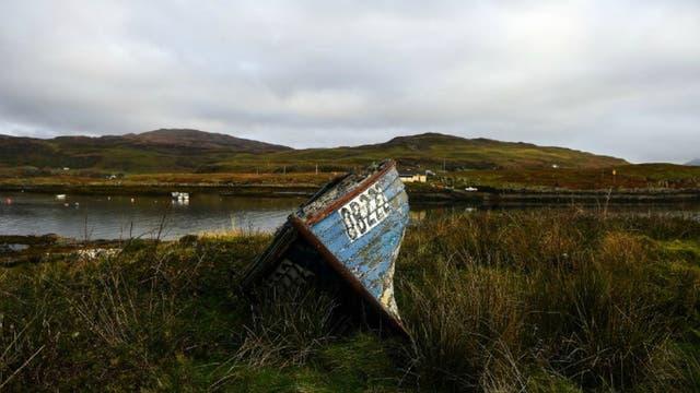 Ulva es una isla ubicada al noroeste de Escocia