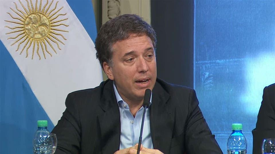 Dujovne anuncia las metas fiscales para este año