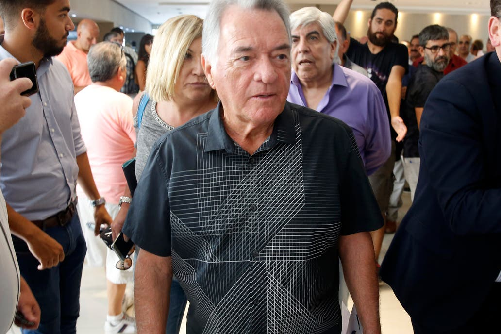 Luis Barrionuevo sostuvo que el Gobierno