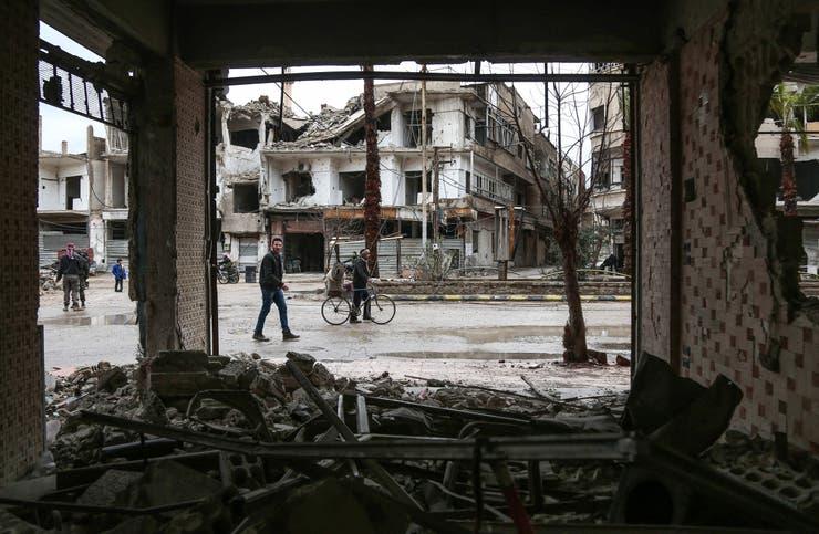 ONU adoptó propuesta de Perú para alto al fuego en Siria