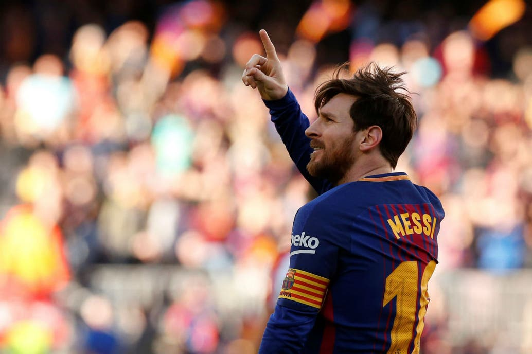 Antonella Roccuzzo y el mensaje más tierno para Messi
