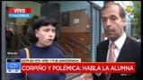 Fue sin corpiño al colegio en Villa Urquiza y la sancionaron - Fuente: América