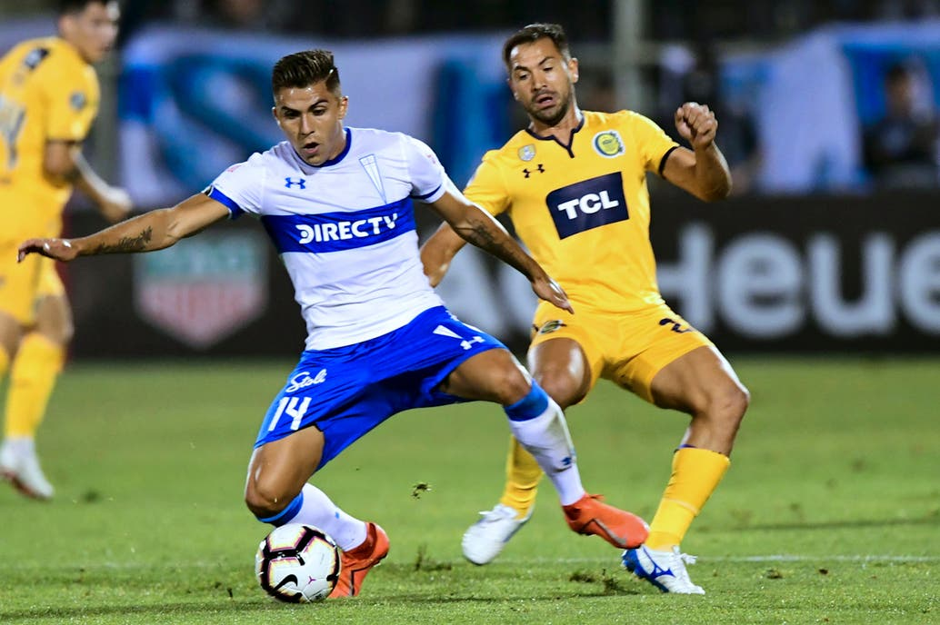 Universidad Católica vs. Rosario Central: hora, TV en vivo y formaciones