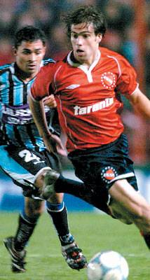 Federico Insúa alcanzó la categoría de ídolo para la gente del Rojo