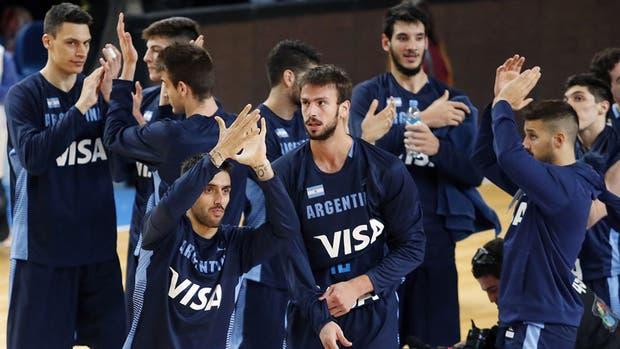 La Argentina jugará en semifinales ante México