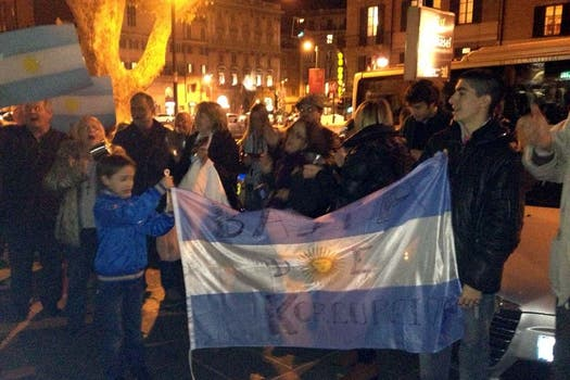 Roma, Italia. Foto: LA NACION / Elisabetta Piqué