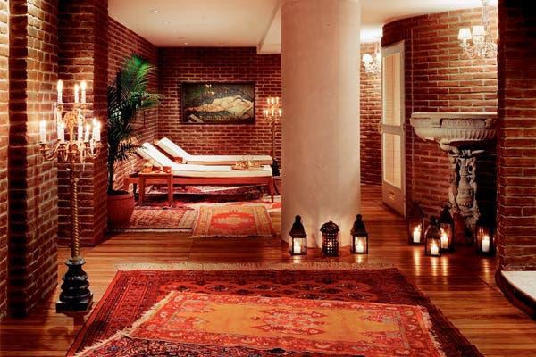 Un espacio de puro lujo y sofisticación. Foto: Gentileza Faena Hotel Buenos Aires