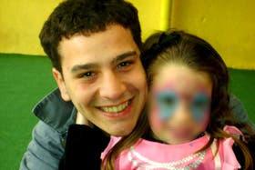 Lucas Menghini Rey, el joven desaparecido tras el accidente