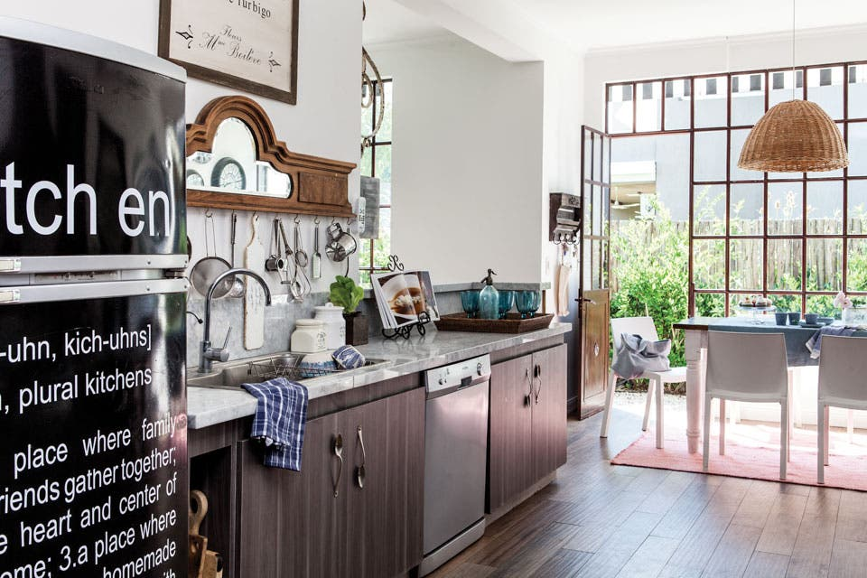 Dise os de cocina comedor living for Planos de cocina living comedor