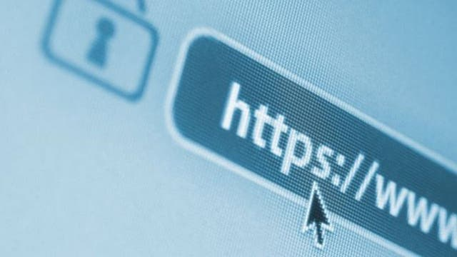 """La """"s"""" final es muy importante: no compres en sitios web que no tengan el protocolo de seguridad"""